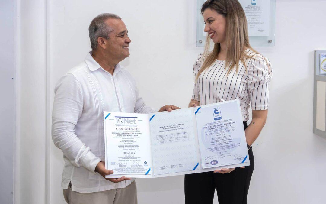 Certificación 9001-2015